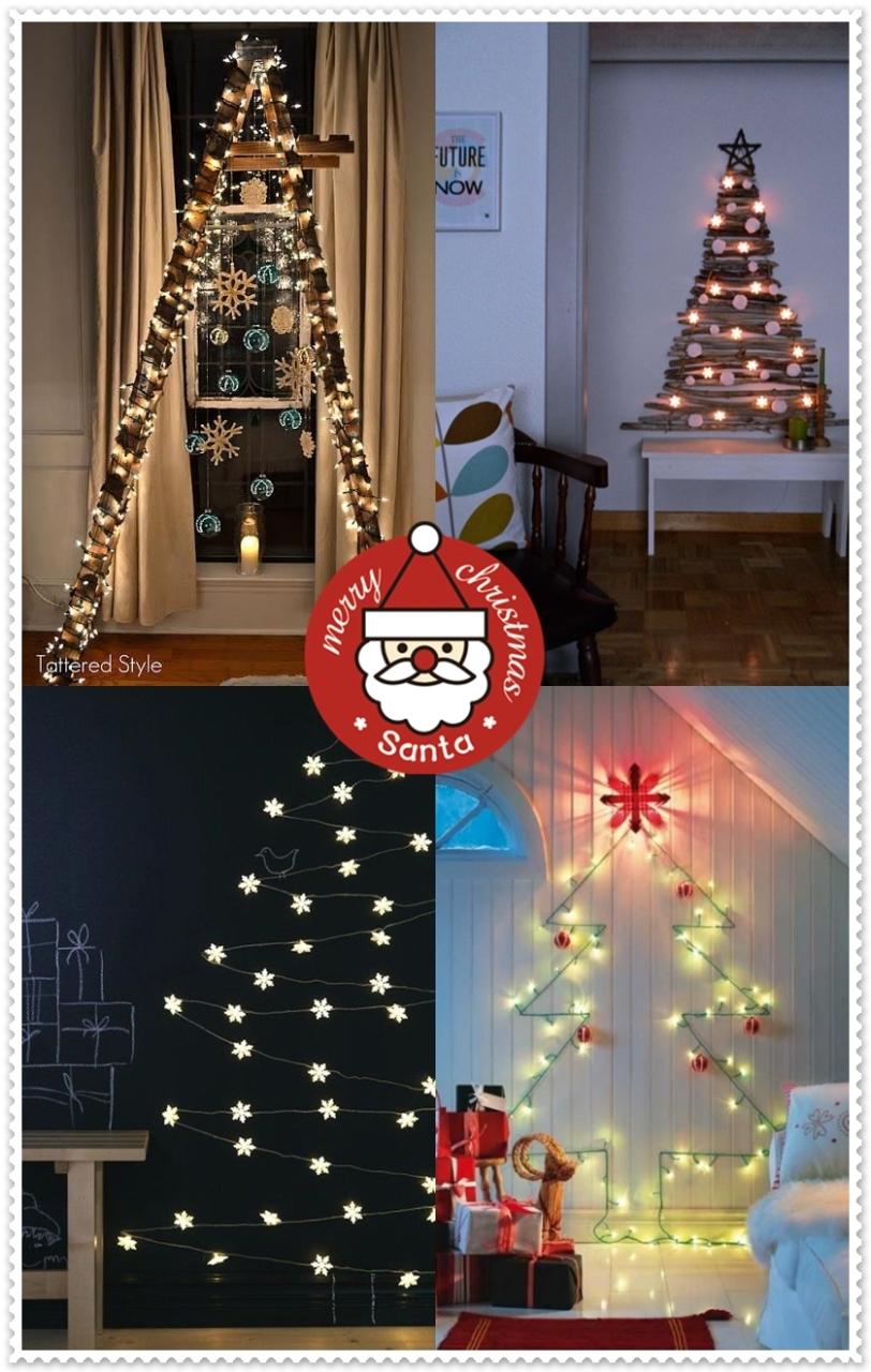 Ideias para criar sua arvore de Natal